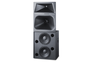 Photo: QSC Screen Loudspeakers